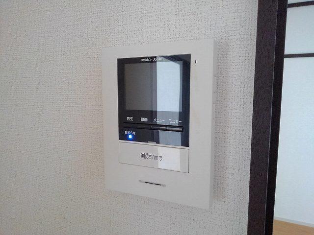 アネックスK 01010号室のセキュリティ
