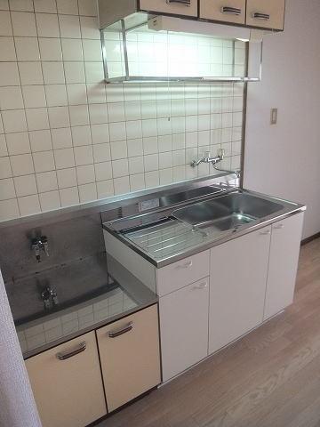 アネックスK 01010号室のキッチン
