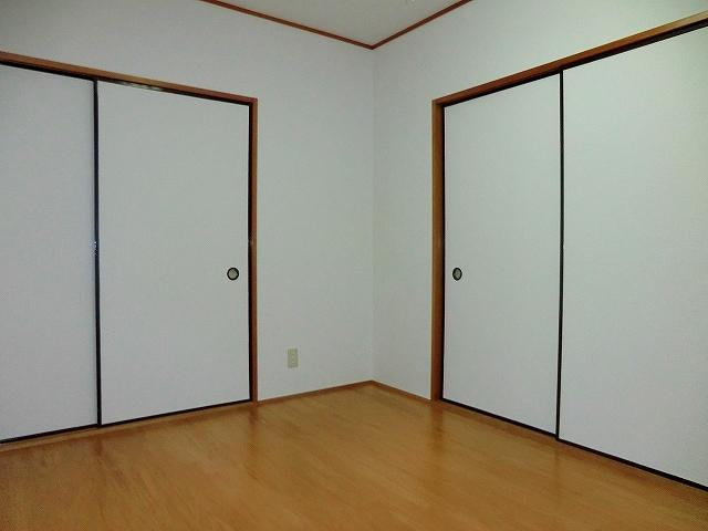 シャトーホソダA 203号室の居室