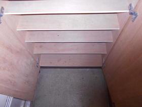 サンガーデン和光 202号室の玄関