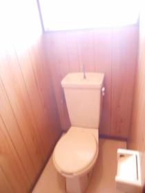 サンガーデン和光 202号室のトイレ