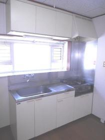 サンガーデン和光 202号室のキッチン