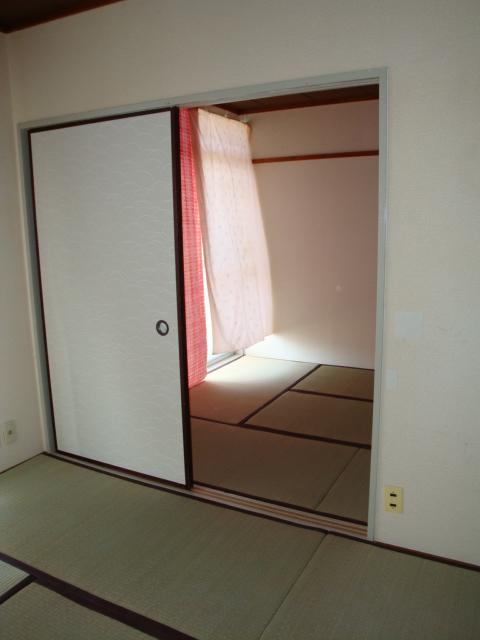 コーポ犬飼 201号室の風呂