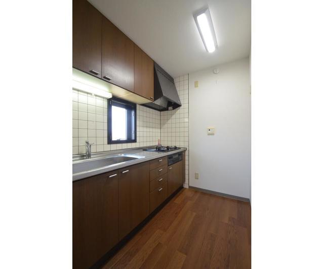 エーデルハイム 207号室のキッチン