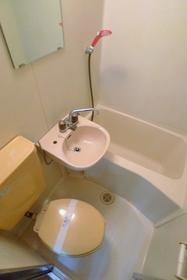 アルシオン 207号室の風呂