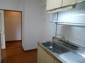 グレイスハイム新座 201号室のキッチン