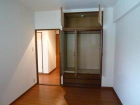 グレイスハイム新座 201号室の収納