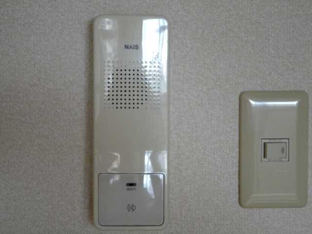 フローレンス豊大 00303号室のセキュリティ