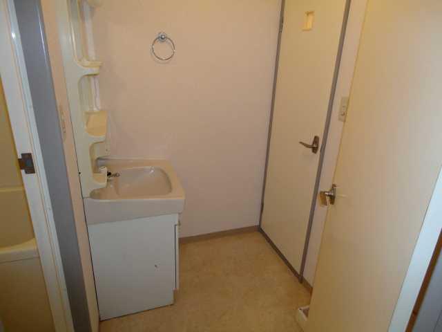 フローレンス豊大 00303号室の洗面所