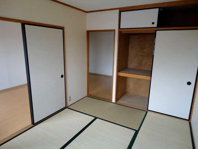 フローレンス豊大 00303号室の収納