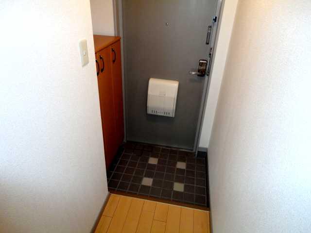 フローレンス豊大 00303号室の玄関
