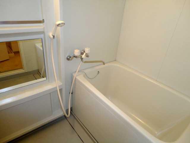 フローレンス豊大 00303号室の風呂