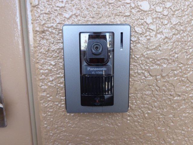 コーポラスカトー 00301号室のセキュリティ