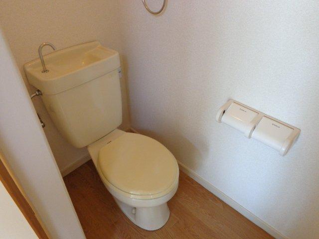 コーポラスカトー 00301号室のトイレ