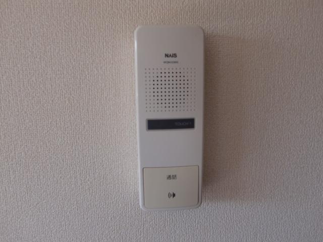 ドルソニオンA 102号室のセキュリティ