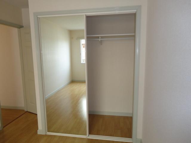 ドルソニオンA 102号室の収納