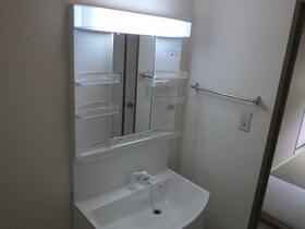 サンライズドメスティ 103号室の洗面所