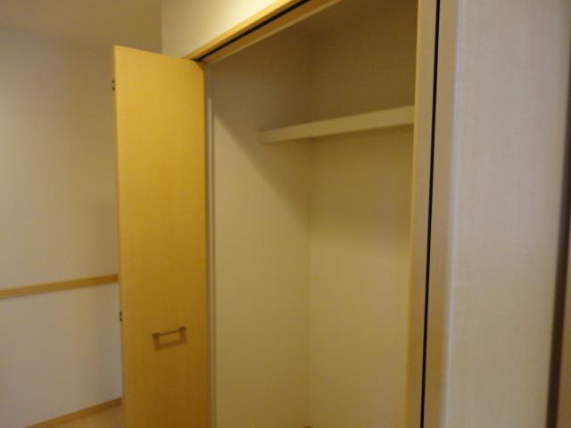 シェルティー万場 101号室の収納