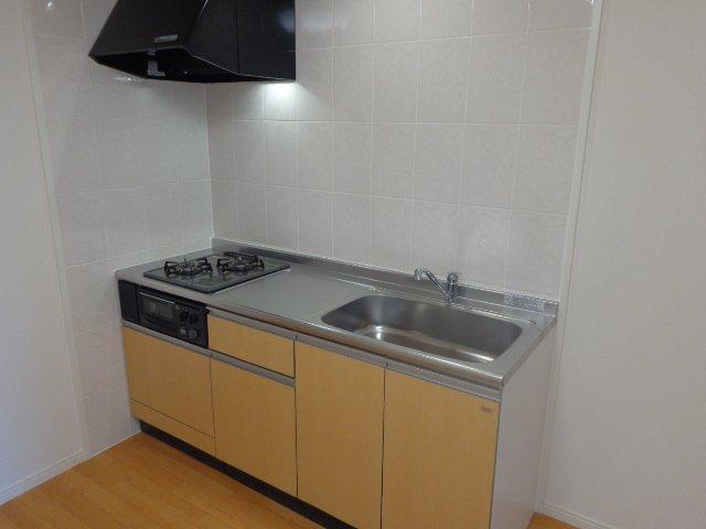 コーポ天神 302号室のキッチン