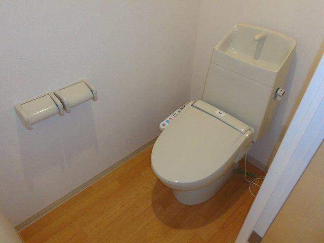 コーポ天神 302号室のトイレ