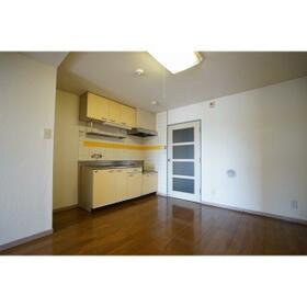 スターハイムA棟 0305号室のキッチン