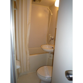 チェリーハイツ 206号室の風呂