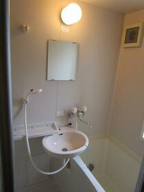 ルミエール 203号室の風呂