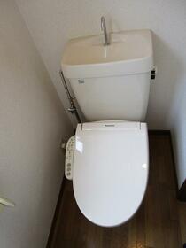 ルミエール 203号室のトイレ