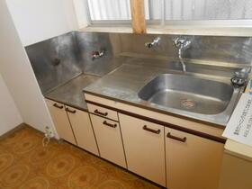 メゾン新井 202号室のキッチン
