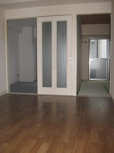 シャトー村瀬Ⅰ 9A号室のベッドルーム