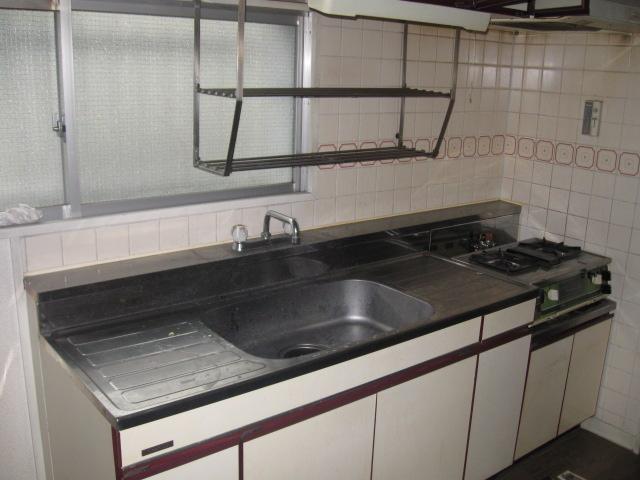 シャトー村瀬Ⅰ 9A号室のキッチン