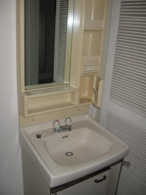 シャトー村瀬Ⅰ 9A号室の洗面所