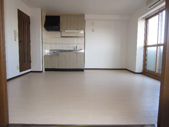 AAB一本松 1C号室のキッチン