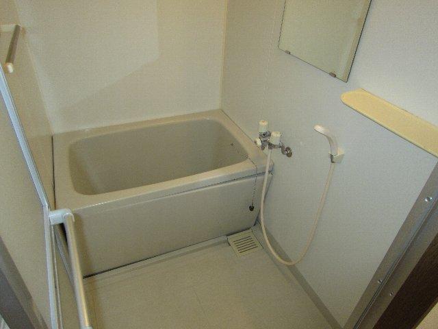 AAB一本松 1C号室の風呂