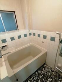 学園パールハイツ 0103号室の風呂