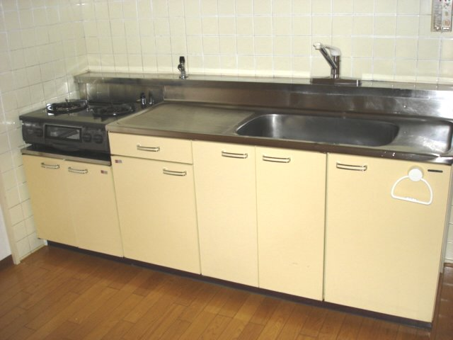 イエローハウス栄 501号室のキッチン