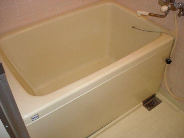 イエローハウス栄 501号室の風呂