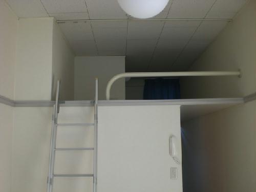レオパレス甚目寺 203号室のベッドルーム