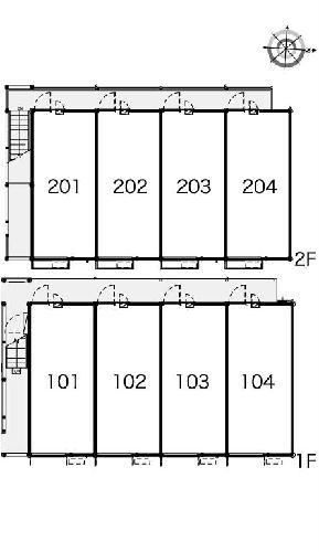 レオパレス上流 102号室のその他