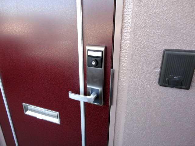 コンフォート雅 303号室のセキュリティ