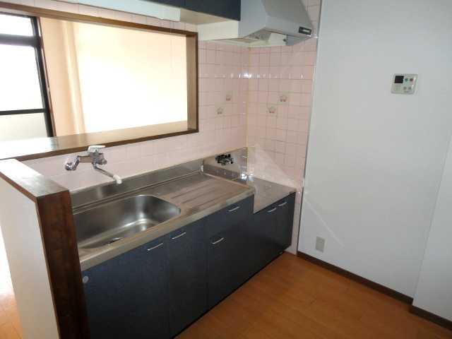 コンフォート雅 303号室のキッチン