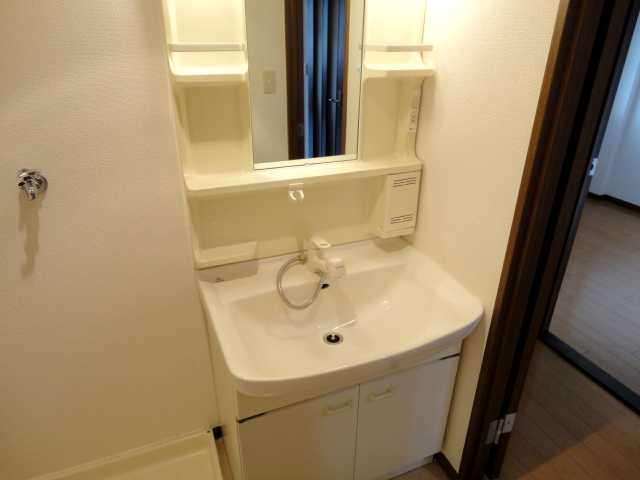 コンフォート雅 303号室の洗面所