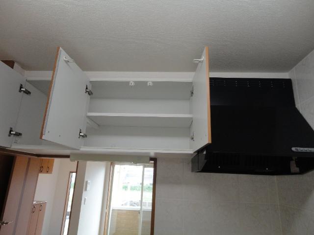 パストラル 201号室のキッチン