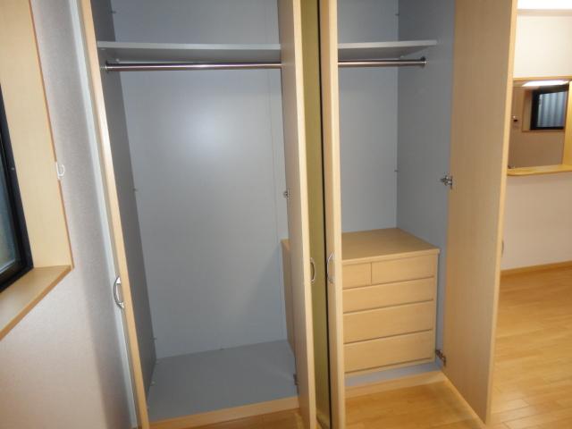 アンジェロ 105号室の収納