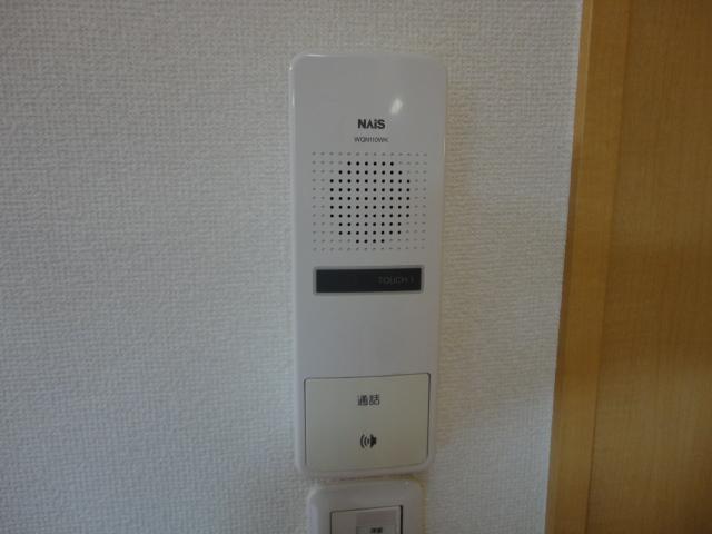 アンジェロ 105号室のセキュリティ