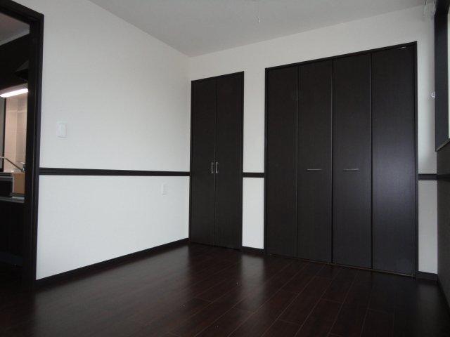 グランチェスタ 202号室のバルコニー