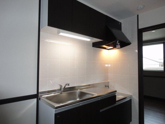 グランチェスタ 202号室のキッチン