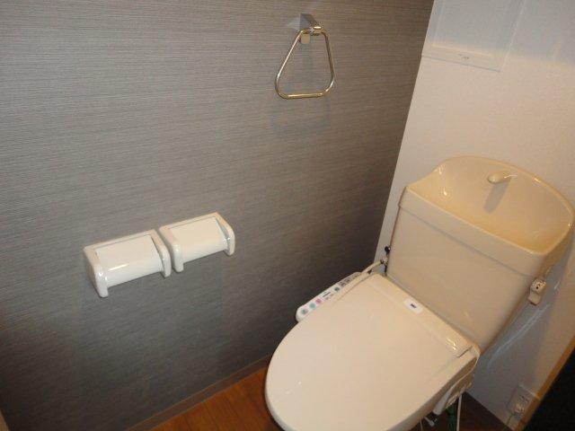 グランチェスタ 202号室のトイレ