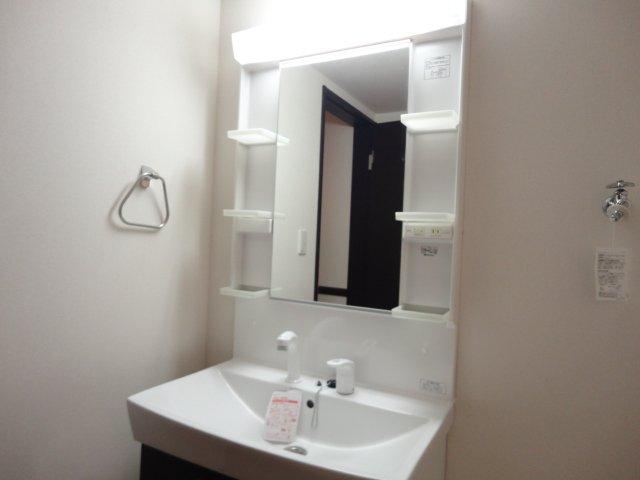 グランチェスタ 202号室の洗面所
