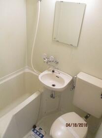 スカイコート淵野辺第3 303号室の風呂